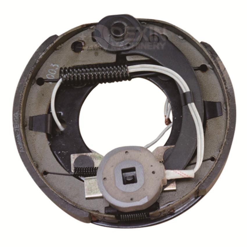7 inch electric brake with handbrake