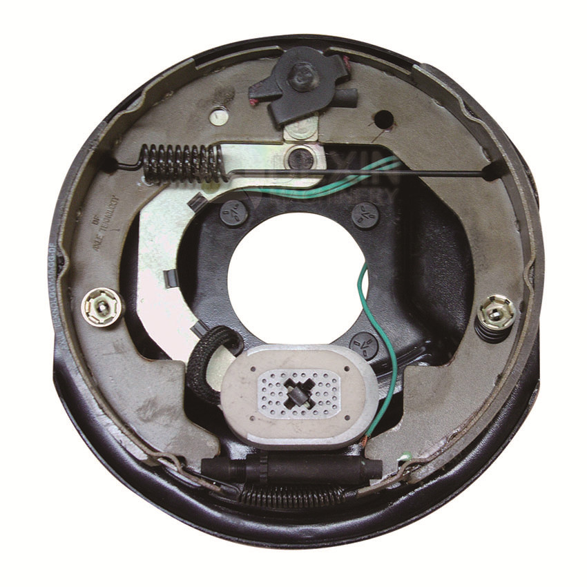 10 inch electric brake with parking lever